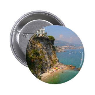 Venice Italy 6 Cm Round Badge