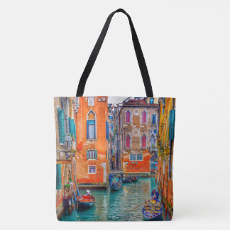 Venice Italy Canal Tote Bag