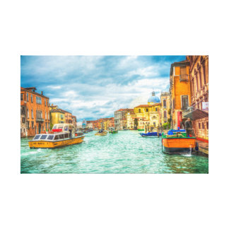 Venice Italy Stretched Canvas Prints