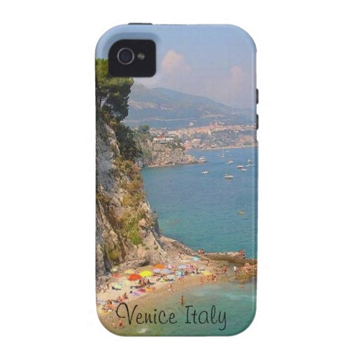 Venice Italy Case For The iPhone 4