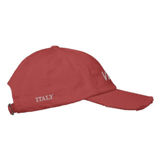 Venice ITALY Embroidered Hat