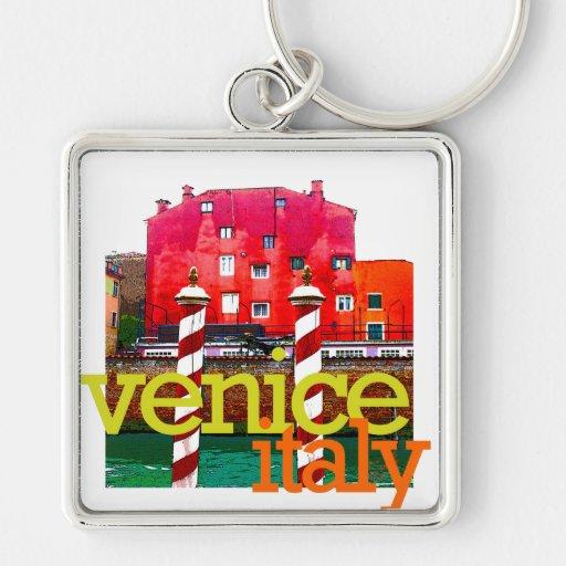 Venice Italy Gifts Keychain