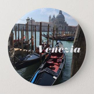 Venice Italy Gondola Pin