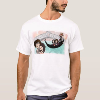 Venice Italy Gondola Ride T-Shirt