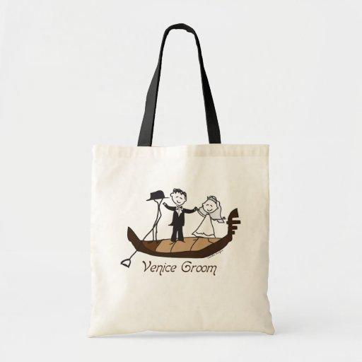 Venice Italy Groom Bag