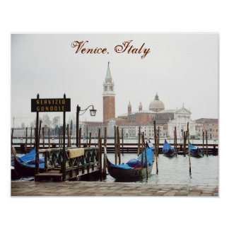 """Venice, Italy II"" Poster"