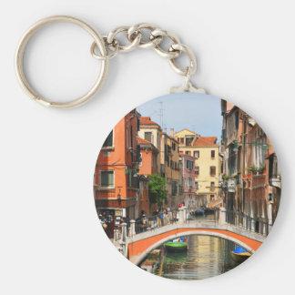 Venice, Italy Key Ring
