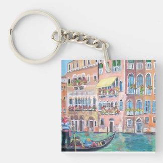 Venice, Italy Keychains