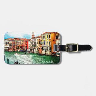 Venice - Italy Luggage Tag