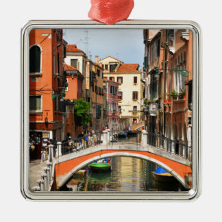 Venice, Italy Metal Ornament