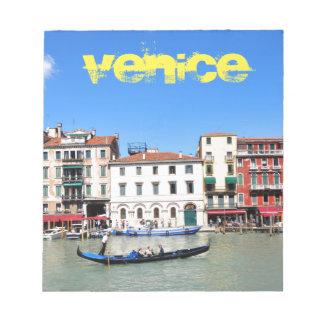 Venice, Italy Notepad