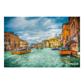 Venice, Italy Posters