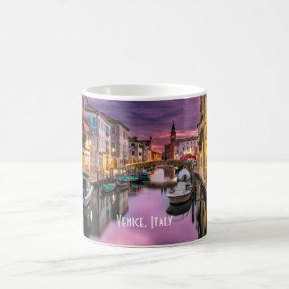 Venice, Italy Scenic Canal & Venetian Architecture Coffee Mug