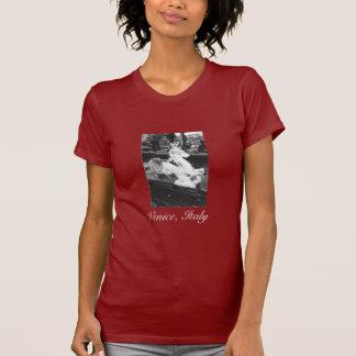 Venice Italy T-shirt w/ Gondola Horse Tee T shirt
