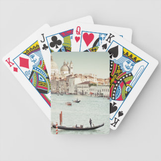 Venice, Italy | The Grand Canal Bicycle Playing Cards