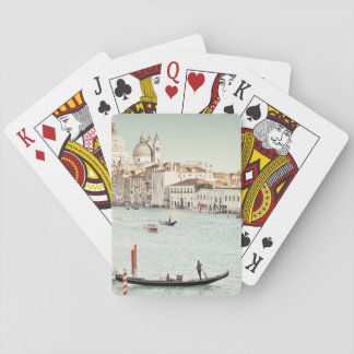 Venice, Italy | The Grand Canal Playing Cards