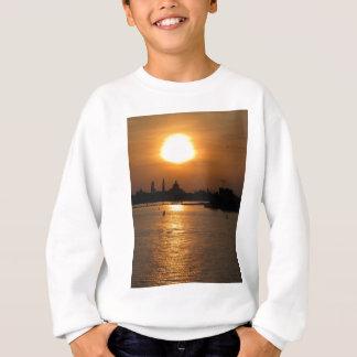 Venice Lagoon at Dusk Sweatshirt