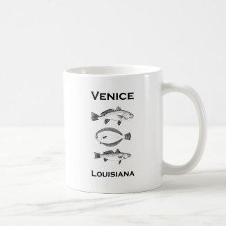 Venice Louisiana Saltwater Fishing - Game Fish Coffee Mug