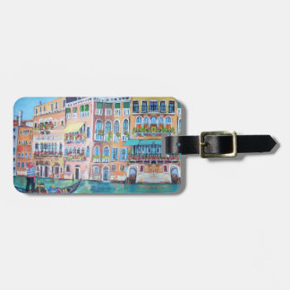 Venice, luggage Tag