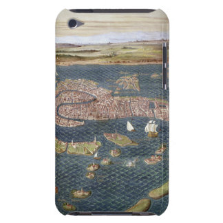 VENICE: MAP, 16TH CENTURY iPod TOUCH COVERS