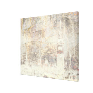 VENICE MUSE Beautiful Grunge Canvas Print
