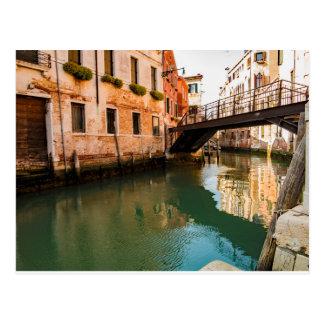 Venice post cards - Iron Bridge