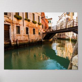 Venice posters - Iron Bridge