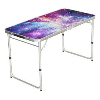 Venice Rainbow Universe Pong Table