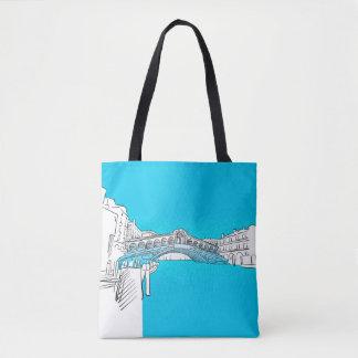 Venice Rialto Bridge bag