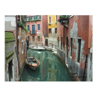 Venice Road Postcard