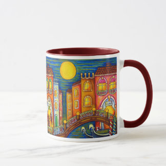 Venice Soiree Coffee Mug by Lisa Lorenz