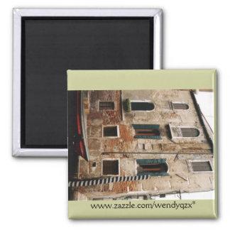 Venice Square Magnet