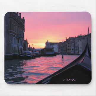 Venice Sunset Mouse Pad