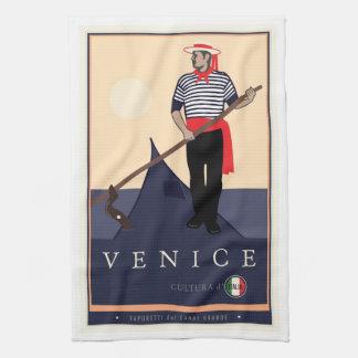 Venice Tea Towel