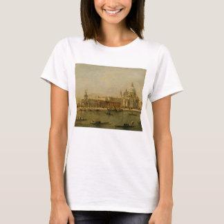Venice The Dogana and Santa Maria della Salute T-Shirt