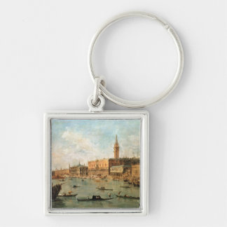 Venice: The Doge's Palace and the Molo from the Ba Keychain