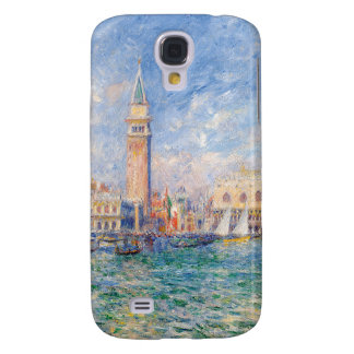 Venice (The Doge's Palace) Pierre-Auguste Renoir Samsung Galaxy S4 Cover