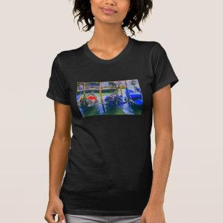Venice Venezia Gondola Italy Tee T-shirt