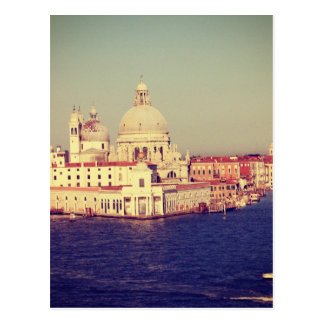 Venice Vintage Card Postcard