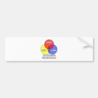 Venn Diagram .. Air Traffic Controllers Bumper Sticker