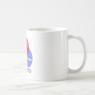 Venn Diagram .. Electricians Basic White Mug
