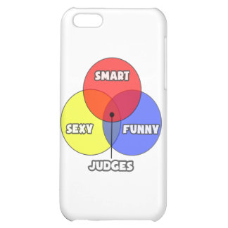 Venn Diagram .. Judges Cover For iPhone 5C