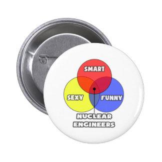 Venn Diagram Nuclear Engineers Buttons
