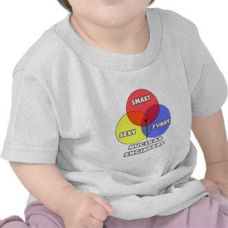Venn Diagram .. Nuclear Engineers Shirt