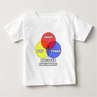 Venn Diagram .. Nuclear Engineers T-shirts