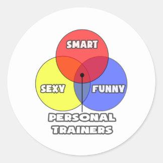 Venn Diagram .. Personal Trainers Stickers