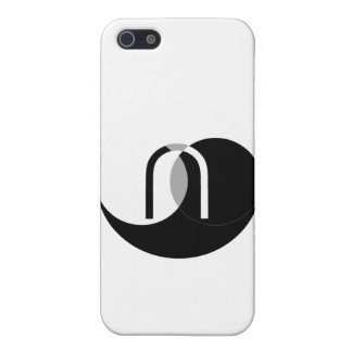 Venn Intersection YinYang Case For iPhone 5