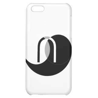 Venn Intersection YinYang iPhone 5C Cover