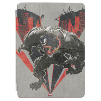 Venom Ink And Grunge iPad Air Cover