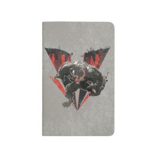 Venom Ink And Grunge Journal